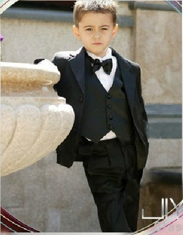 Top Sell Kids Tuxedos Handsome Primary Scholar Business Suits Boy ...