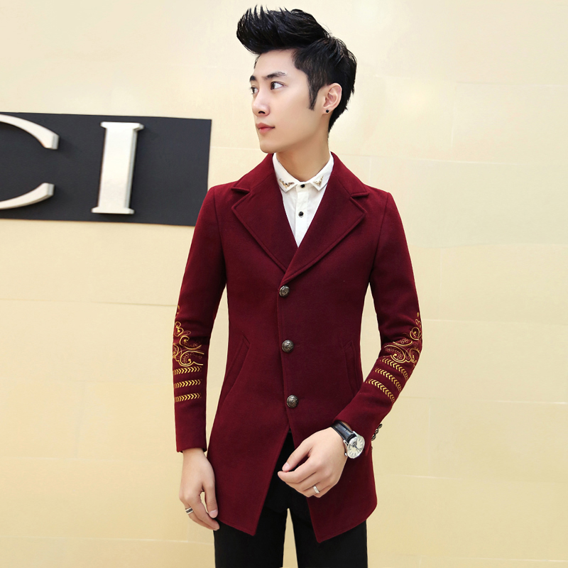Long Suit Coat And Dress Set - Suit La